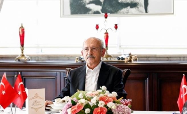 """Kılıçdaroğlu: """"KKTC'nin egemenliği ve haklarının korunması bugün daha önemlidir"""""""