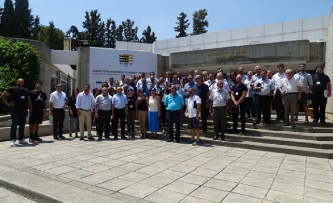 KTMMOB 54. Olağan Genel Kurulu toplantısı bugün gerçekleştirildi