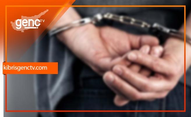 Marketten içki çalan şahıs tutuklandı