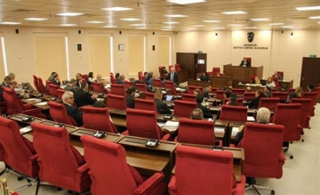 Meclis Genel Kurulu'nda nisap düştü. Verilen aradan sonra yine yeter sayısı bulunamayınca oturum kapatıldı