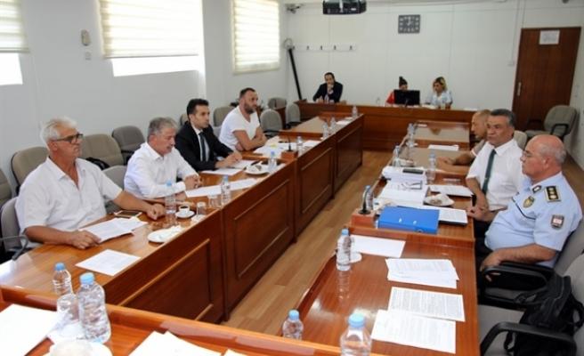Orman Yangınları ile ilgili Araştırma Komitesi toplandı