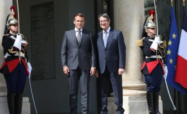Paris ziyaretinin sonuçlarından memnuniyet
