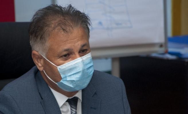 """Pilli: """"Ülkemize 3 yıl içinde 500 yatak kapasiteli tam donanımlı yeni devlet hastanesini kazandıracağız"""""""