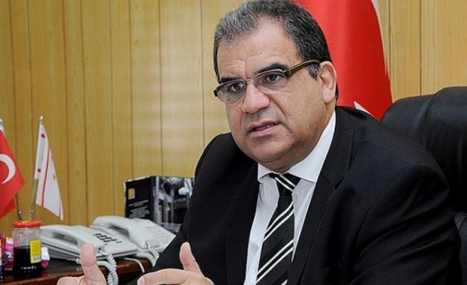 Sucuoğlu bugün Ankara'ya gidiyor