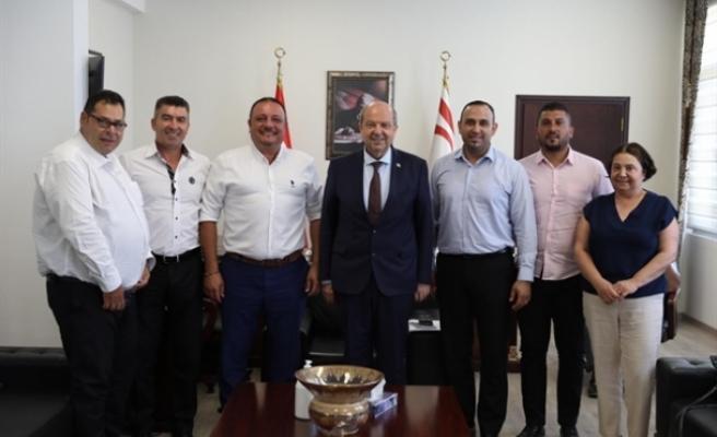 Tatar, Ada Sen'i kabul etti