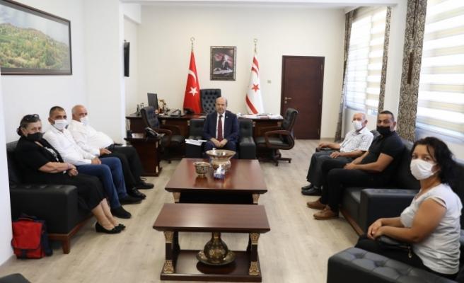 """Tatar: """"Akıncılar- Luricina Kapı Komitesi kurulması için toplantı yapılacak"""""""