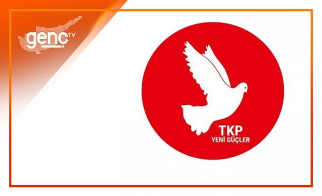 TKP Yeni Güçlerden Bilişim Suçları Yasası açıklaması