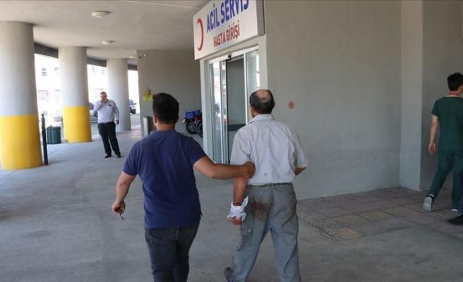 Türkiye'de Kurban bayramında hastanelerde bilindik manzaralar