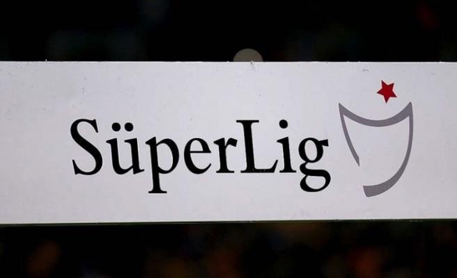 Türkiye Süper Lig'de 30. hafta