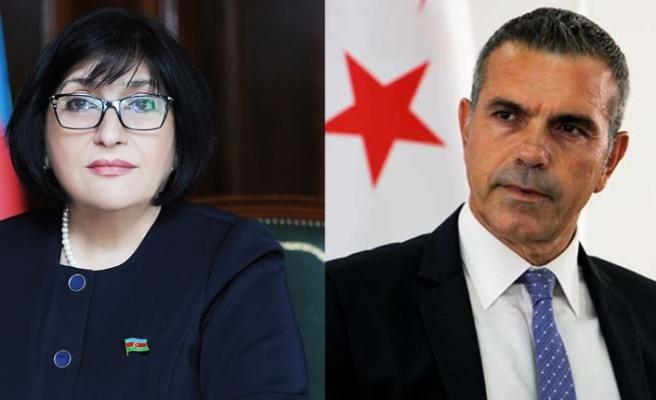 Uluçay, telefonda görüştüğü Azerbaycan Meclis Başkanı'na taziyelerini iletti