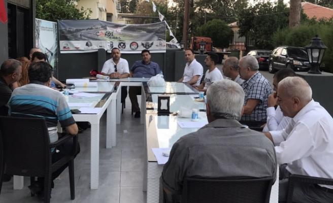 Uluslararası Bilim Diplomasisi İnisiyatifi DSÖ'ye üyelik için muhtarlarla toplantılara başladı