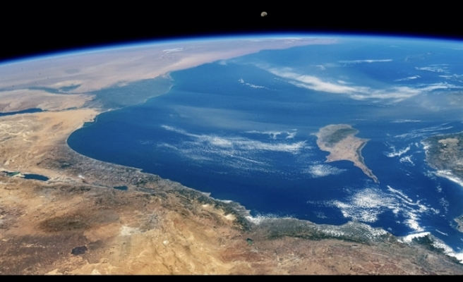 Uluslararası Uzay İstasyonu bu akşam Kıbrıs'tan çıplak gözle görülebilecek