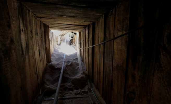 ABD-Meksika sınırında 'en ileri teknolojili tünel' bulundu