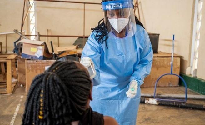 Afrika'da vaka sayısı 1 milyon 100 bini aştı