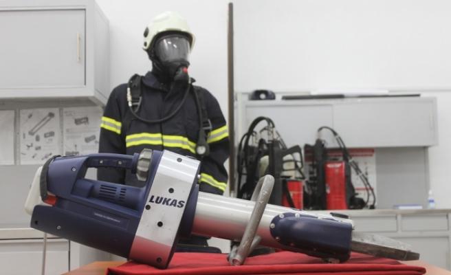 AR-GE eğitmenleri kamuoyunu yangınlar hakkında bilgilendirdi