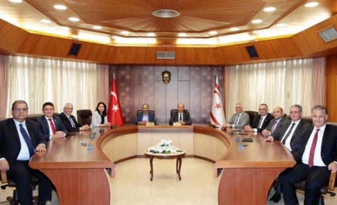 Bakanlar Kurulu toplantısı sona erdi,açıklama yapılmadı