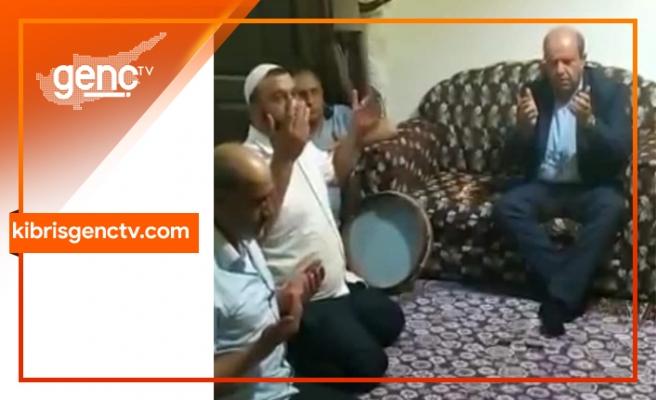 Başbakan Ersin Tatar seçim duası aldı