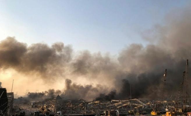 Beyrut Valisi olayı Hiroşima ve Nagazaki'ye benzetti