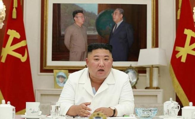 """Çok konuşulacak iddia: """"Kuzey Kore lideri Kim Jong-un komaya girdi, iktidar kardeşinde"""""""