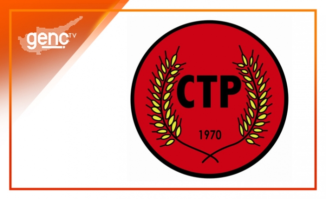 CTP Gazimağusa Belediye Meclis Grubundan açıklama