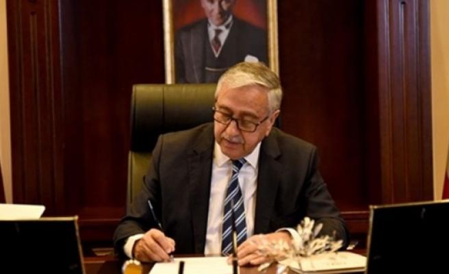 Cumhurbaşkanı Akıncı yarın başlayacak yeni eğitim öğretim yılı nedeniyle mesaj yayımladı