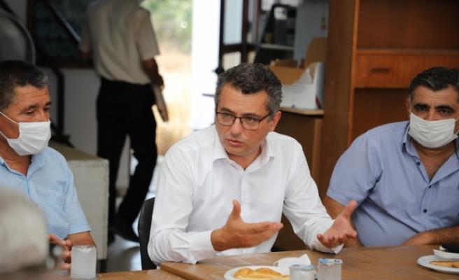 """Erhürman: """"Sarayönü'nde oturup kalmayan Cumhurbaşkanlığı gerek"""""""