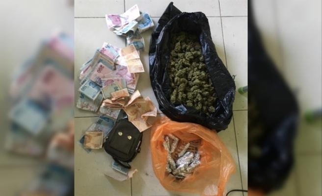 Hamitköy'de uyuşturucu operasyonu