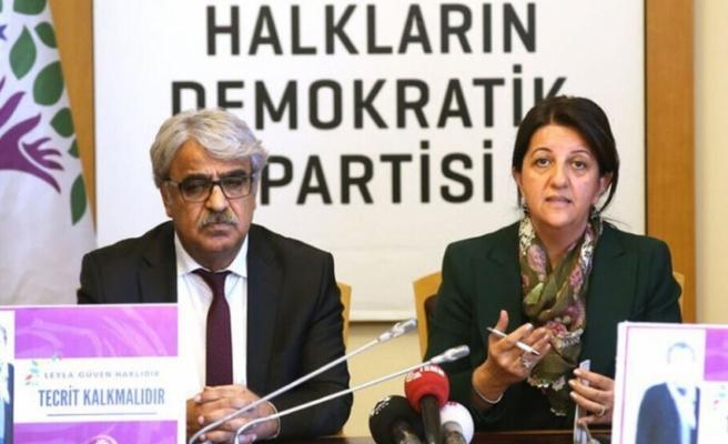"""HDP: """"Türkiye, Doğu Akdeniz'de gerilim politikası uyguluyor"""""""