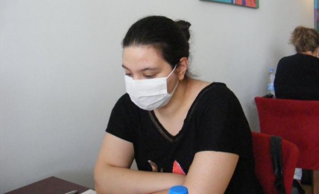 KKTC Kadınlar satranç şampiyonu Ayşen Sağlamer