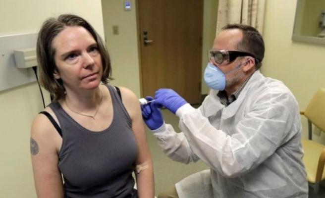 """Koronavirüs aşısının denendiği ilk kişiden haber var: """"Kendimi mükemmel hissediyorum"""""""
