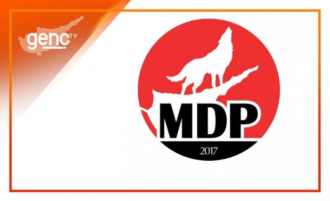 MDP'den Doğu Akdeniz açıklaması