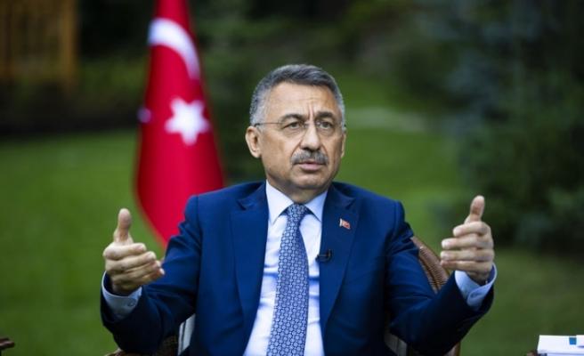 """Oktay'dan AB'ye çağrı: """"Hakkaniyetli olun, Türkiye geri adım atmayacak"""""""
