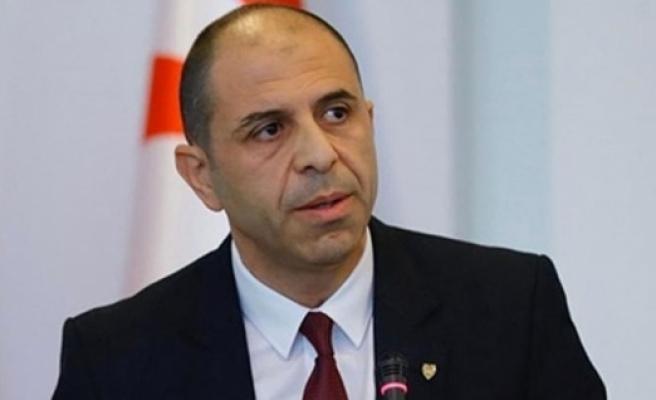 Özersay Karadeniz'de bulunan kaynaklarla ilgili değerlendirmelerde bulundu