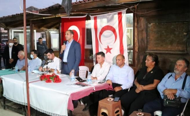 """Özersay: """"Kıbrıs Türkünü müzkare masasına hapsetmeyeceğim"""""""