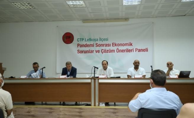 'Pandemi Sonrası Ekonomik Sorunlar ve Çözüm Önerileri Paneli' düzenlendi