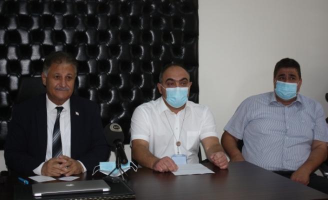 """Pilli: """"Gazimağusa Devlet Hastanesi'ni 3. basamak  hastane  seviyesine yükseltmeyi hedefliyoruz"""""""