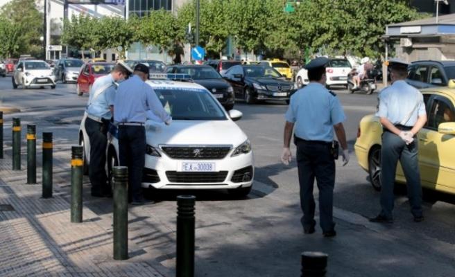 Rum polisi tedbirleri arttırdı