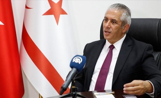 """Taçoy: """"İnşallah bir müjdeli haberi Akdeniz'de bekliyoruz"""""""