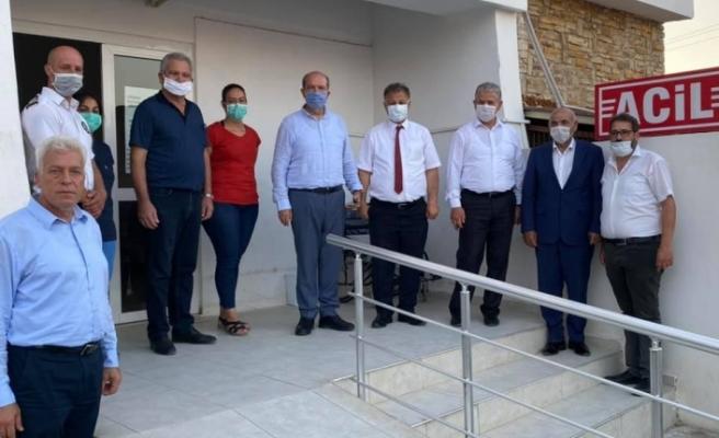 """Tatar: """"Koronavirüs ile mücadele gayet iyi yönetiliyor"""""""