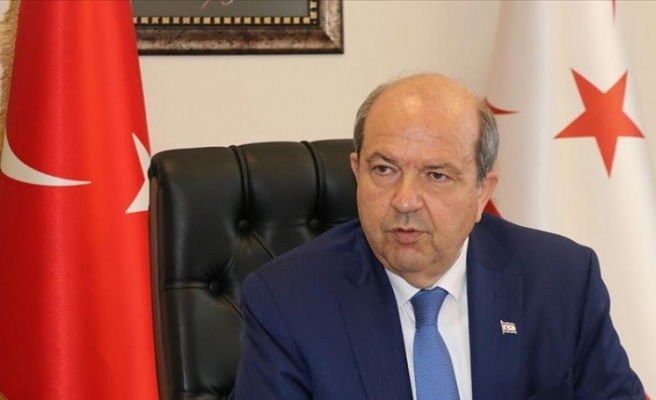 """Tatar: """" Milletimiz ve insanlık için nice nice başarılar dilerim"""""""