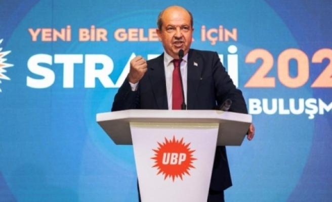"""Tatar: """"Yeniden çizilen bölge coğrafyası üzerinde söz sahibi olmak istiyorsak bu seçimi kaz"""""""