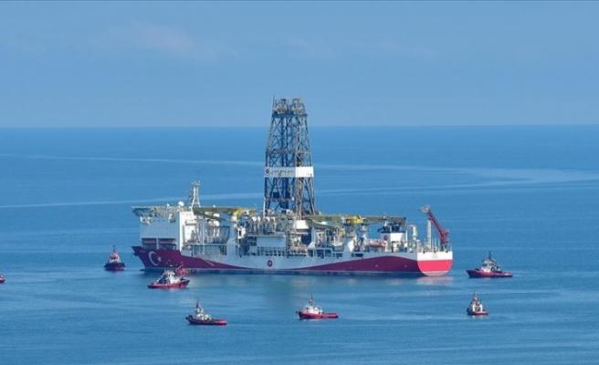 Türkiye'nin Karadeniz'deki doğal gaz keşfi dış basında geniş yer buldu