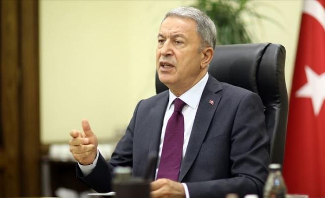 Akar'dan harekat merkezinde Doğu Akdeniz açıklaması