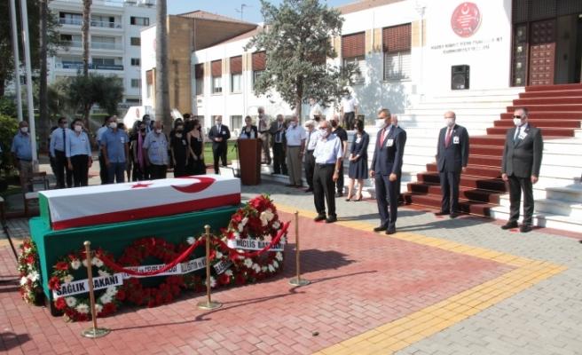 Aydın Samioğlu için Cumhuriyet Meclisi'nde tören