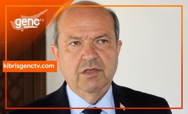 Başbakan Tatar ABD'nin Rum yönetimine silah ambargosunu kaldırmasını eleştirdi