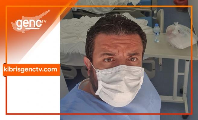 Bertan Zaroğlu sağlık durumu hakkında bilgi verdi