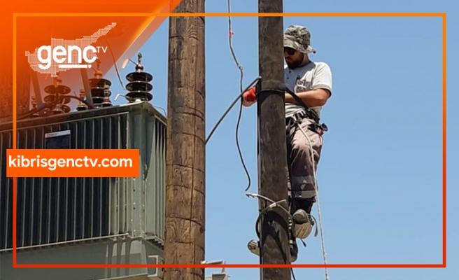 Beylerbeyi Köyü'nde bugün 5 saat elektrik verilemeyecek