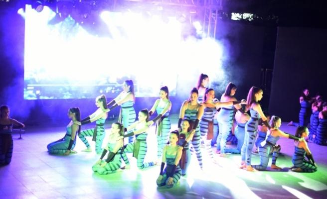 Dans, birkez daha Kemal Saraçoğlu Vakfı çocuklarına umut oldu