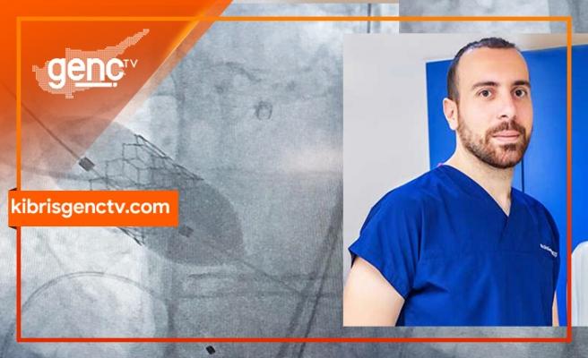 """Dr. Varış: """"İki hastamıza daha TAVI işlemini başarılı bir şekilde gerçekleştirdik"""""""