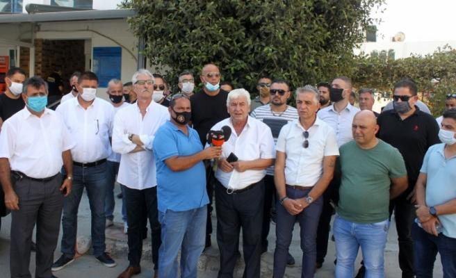 El Sen, İçişleri Bakanlığı'nın elektriğini kesti